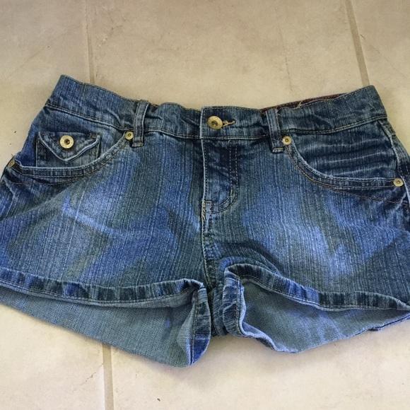 GLO jeans Pants - Jean Shorts